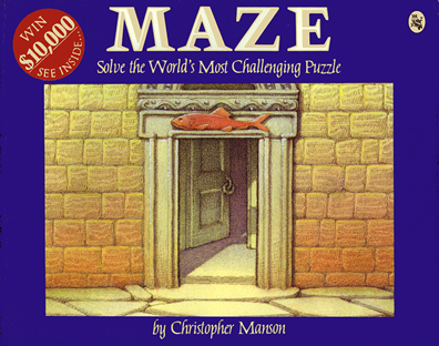 The Maze by Christopher Manson