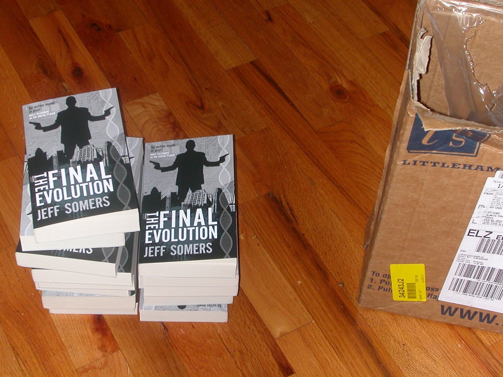 The Final Evolution Copies!