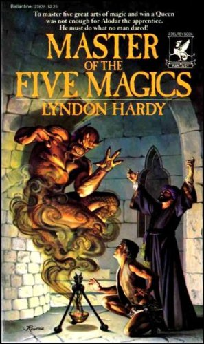 Master of the Five Magics